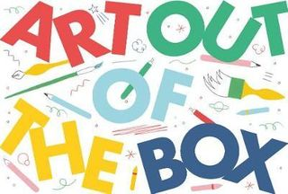 ART OUT OF THE BOX CREATIVITY GAMES FOR ALL AGES