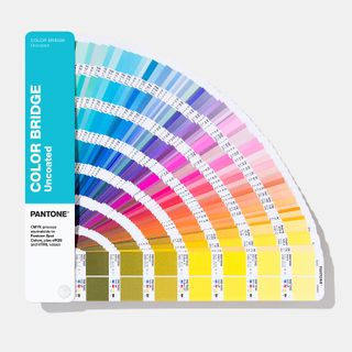 PANTONE COLOR BRIDGE UNCOATED 2019