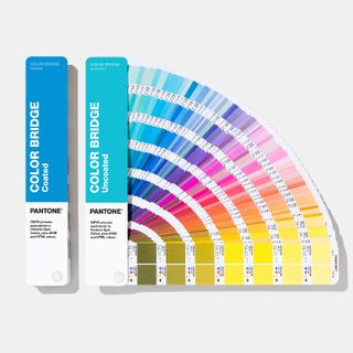 PANTONE COLOR BRIDGE COATED & UNCOATED 2019