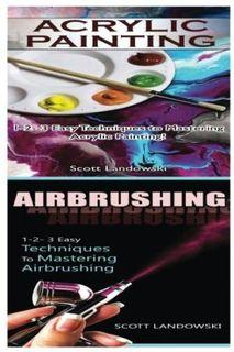 ACRYLIC PAINTING & AIRBRUSHING