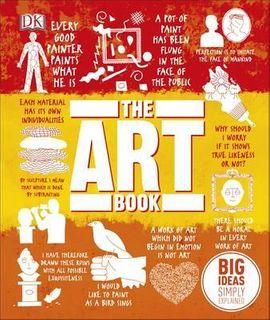 ART BOOK BIG IDEAS EXPLAINED SIMPLY