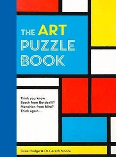 ART PUZZLE BOOK