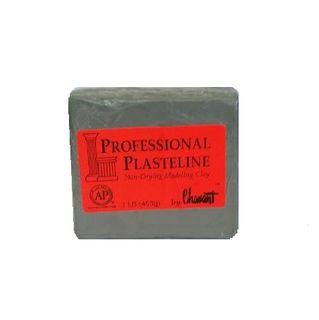 CHAVANT PRO PLASTELINE 453G GREY-GREEN
