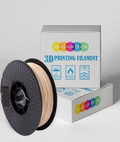 3D PRINTING FILAMENT PLA 1.75MM 1KG ROLL WOOD