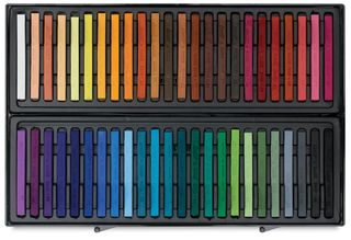 CONTE COLOUR CARRE CRAYONS ASSORTED SET 48
