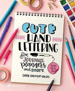 CUTE HAND LETTERING FOR JOURNALS PLANNERS AND MORE