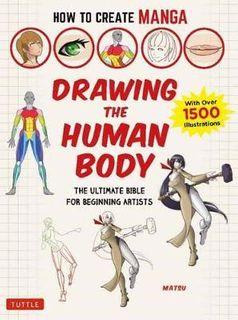 DRAWING THE HUMAN BODY MANGA