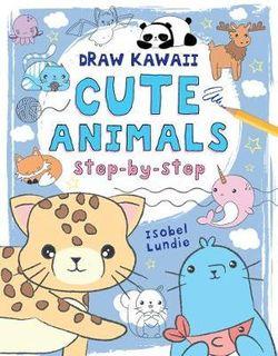 DRAW KAWAII CUTE ANIMALS