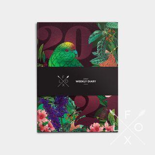 FLOX 2021 WEEKLY DIARY