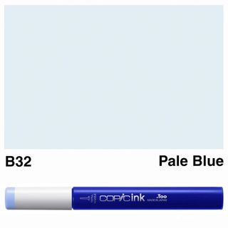 COPIC INK B32 PALE BLUE NEW BOTTLE