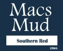 MACS SOUTHERN RED CLAY 20KG