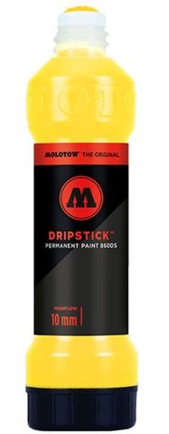 MOLOTOW DRIPSTICK PAINT 10MM ZINC YELLOW