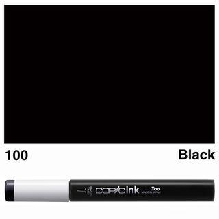 COPIC INK 100 BLACK NEW BOTTLE