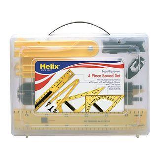 HELIX WHITEBOARD EQUIPMENT BOX SET 4- PIECE