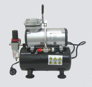 MINI AIR COMPRESSOR WITH TANK AS-186