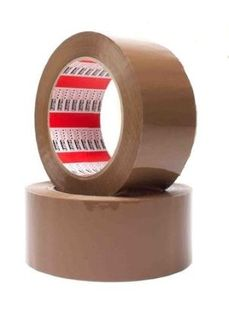 PREMIUM PACKAGING TAPE BROWN 48MMX100M