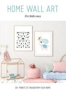 HOME WALL ART FOR LITTLE ONES