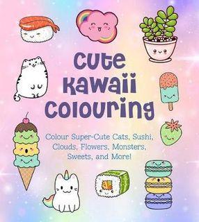 CUTE KAWAII COLOURING