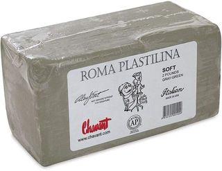 CHAVANT ROMA PLASTILINA SOFT 906G GREY-GREEN