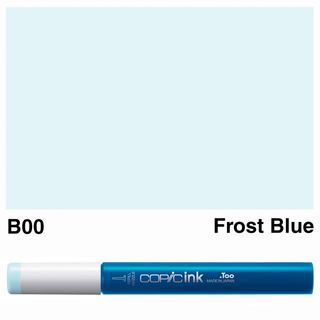 COPIC INK B00 FROST BLUE NEW BOTTLE