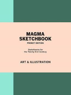 MAGMA ART AND ILLUSTRATION POCKET EDITION