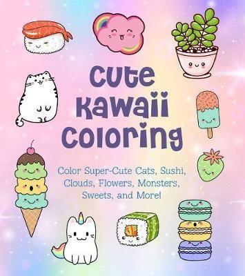 CREATIVE CUTE KAWAII COLORING