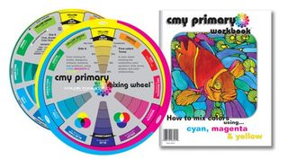 CMY PRIMARY MIXING WHEEL & WORKBOOK