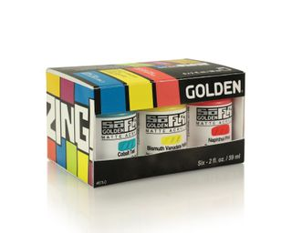 GOLDEN SOFLAT 6 X 59ML ZING SET