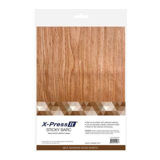 X-PRESS IT STICKY BARC CHERRY A4 (PKT 3)
