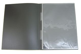 GH PREMIUM REFILLABLE DISPLAY BOOK A2