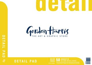 GH DETAIL PAD 50 SHEETS A2