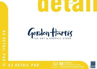 GH DETAIL PAD 50 SHEETS A3