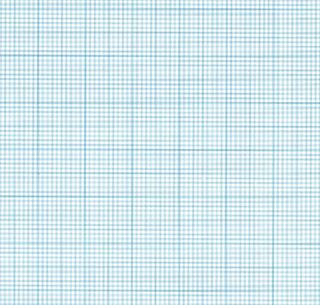 GORMACK C025W BLUE GRAPH PAPER SHEET 5MM