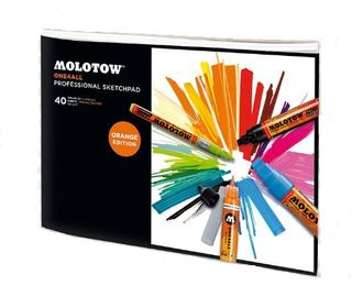 MOLOTOW ONE4ALL BLEEDPROOF PAPER SKETCHPAD A4