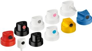 MOLOTOW CAP 10 X ASSORTED STYLES