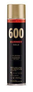 MOLOTOW BURNER SPRAY 600ML GOLD