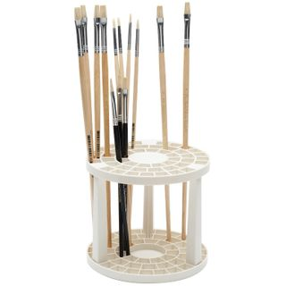 CIRCULAR BRUSH STAND 140MM