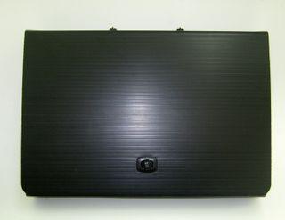 ART CASE COR/P SUPER JUMBO A1 855X644X60MM BLACK