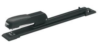 RAPID STAPLER E15/12 LONG ARM 320MM BLACK