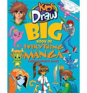 KIDS DRAW EVERYTHING MANGA