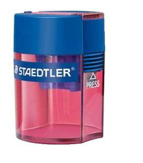 STAEDTLER 1 HOLE TUB PENCIL SHARPENER