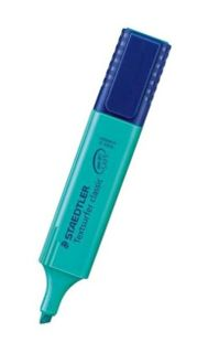 STAEDTLER TEXTSURFER CLASSIC TURQUOISE