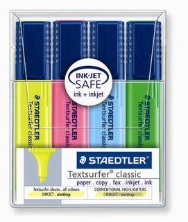 STAEDTLER TEXTSURFER CLASSIC WLT 4