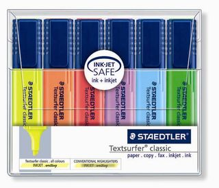 STAEDTLER TEXTSURFER CLASSIC WLT 6
