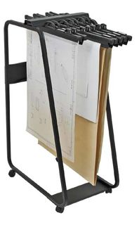 HANG-A-PLAN GENERAL FRONT LOAD TROLLEY