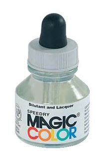 MAGIC COLOUR DILUTANT & LACQUER 28ML