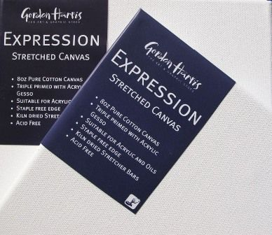 EXPRESSION CANVAS HD 08X08 IN