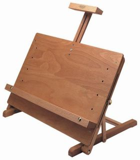 MABEF M34 DISPLAY TABLE EASEL
