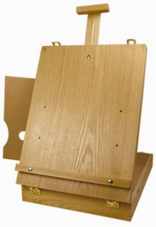EXPRESSION TABLE BOX EASEL