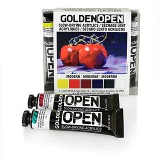 GOLDEN OPEN INTRO SET 6 X 22ML MODERN